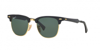 Ray Ban RB3507 CLUBMASTER ALUMINUM 136/N5