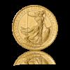 1 Oz Britannia 999.9 Ø 38,0 ×  1,5 mm / Zlato / 999,9/1000