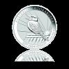 1 Kg Australian Kookabura Ø 101,00 ×  12,70 mm / Striebro / 999/1000
